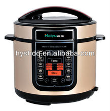 2014 Hot Sale Electric Pressure Cooker (HY-610D)