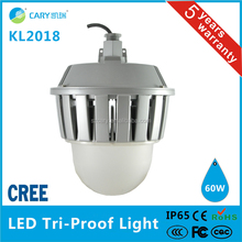 2015 hot sell new design 60w led tri-proof light