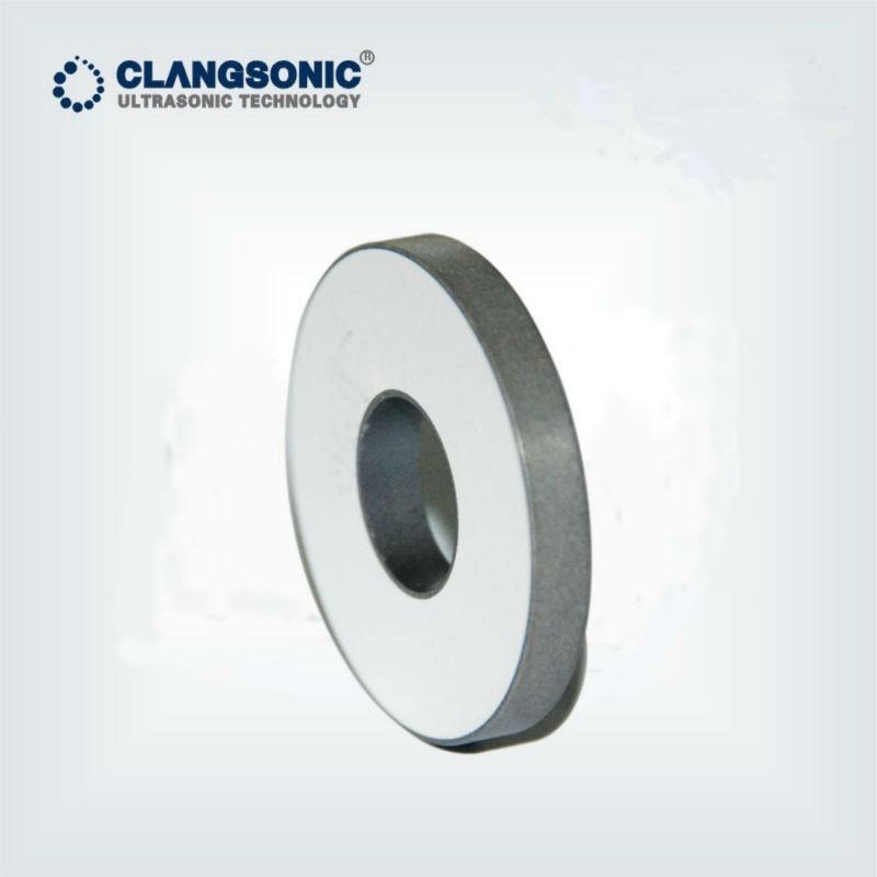 Transductor piezoeléctrico disco para el precio bajo transductor ultrasónico ultrasónico cristal