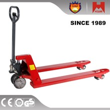 hand pallet truck convenience four wheels aerial lift table
