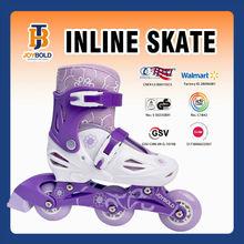 Ourdoor Sports Glider 3 Wheel Kid Shoe, Inline Skates, Roller Skates JB1301 EN13843 Approved