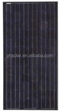 200W Black Solar PV Panel