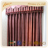 100% polyester embossed curtain 90% shading curtains