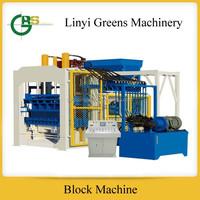 QT8-15 building brick making machine/full automatic block machine/paving stone block