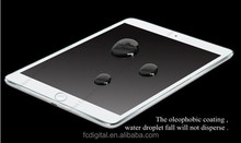 High quality anti blue ray screen protector film for ipad2/3/4 tempered glass protectors