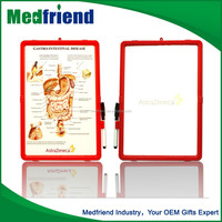 Medical White Board with Wipe off Easel for Promotion