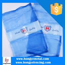 Hot Sale 5kg-25kg Small Drawstring Mesh Bag With Drawstring