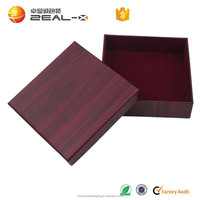 custom new design quality and quantity eneured paper printing square cigarette gift box