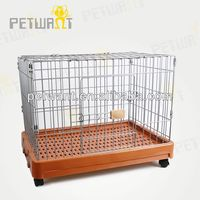 Metal Dog Kennel Tray With Toilet Hot Sale