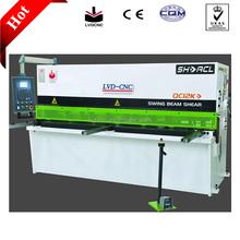 QC12Y/K Mini Hydraulic metal cutting machine,Mini Hydraulic cutting machine