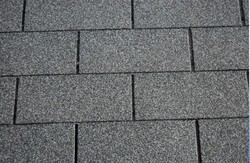 Factory Cloured Waterproofing Fiberglass Asphalt Roofing Shingle