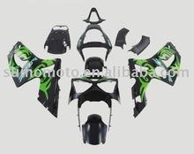 Motorcycle fairing fit for kawasaki ZX6R 2003-2004
