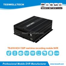 Wifi Mobile Nvr 4ch 1080p Poe Mnvr Kit,Megapixel Hd Cctv taxi Camera System
