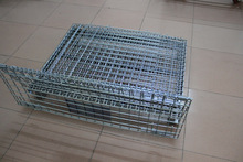 Evergreat Zinc-coated foldable wire mesh cage