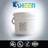 Good Adhesion Epoxy Resin Glass Glue For Ic Packaging