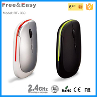 Drivers usb flat gift wireless mouse rf2.4g