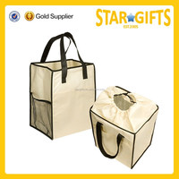 New Arrival Thermal Type Cheap Non Woven Disposable Cooler Bag For Shopping