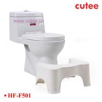 adult toilet step stool,potty stool,toilet squatting stool