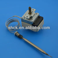 WY series Electric deep fryer capillary thermostat
