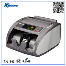 NX-570 Strong function with UV,MG,IR Currency Counter