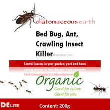 The Superior Household Pest Control Produc, the Material for Good Pesticide, Pure Natural Diatomite Powder