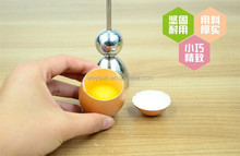Stainless Steel Egg Shell Topper