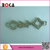 According customer's design colorful shoe buckles
