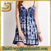 High quality spandex elegant women casual summer ladies dress