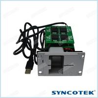 Kiosk Smart Card Reader/Writer with door lock SK-288