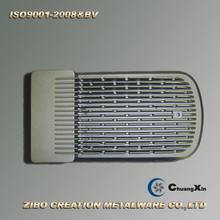 Cast Aluminum Lamp Cover For LED Light