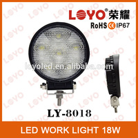Cheap Price 18w off road led work light, led driving worklight for truck ,ATV, SUV 4WD cars