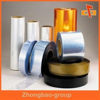 Wrapping Material shrink film China suppliers Colored Heat Shrink Wrap Film packaging plastic film