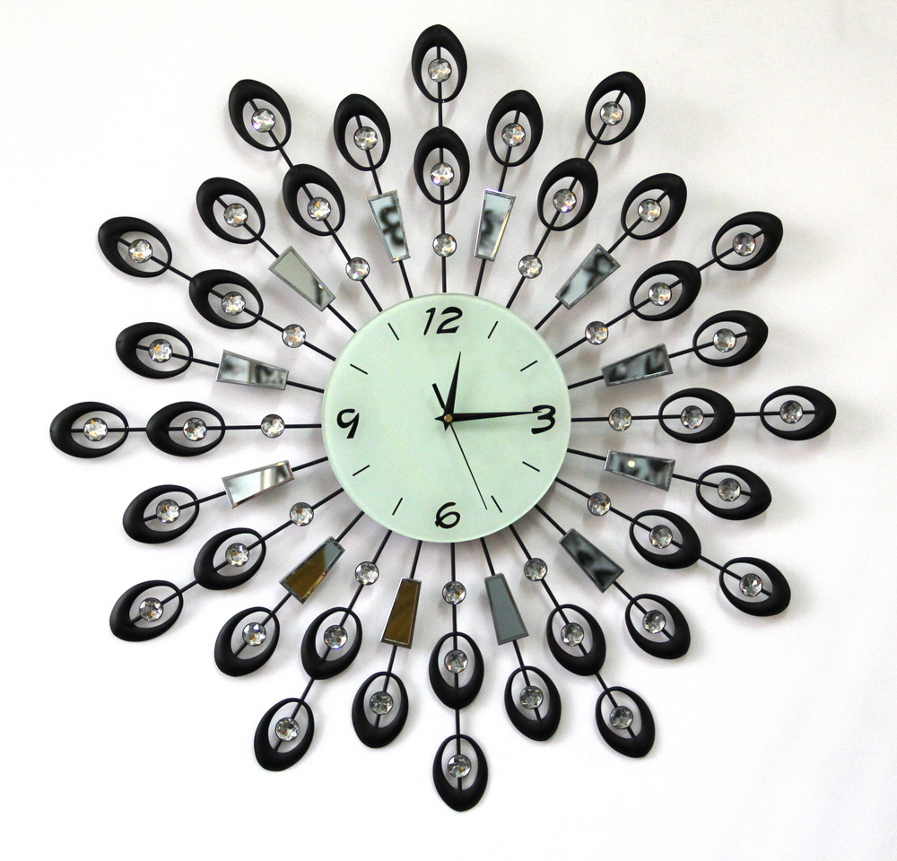Relojes de pared modernos decorativos - Reloj de pared modernos ...