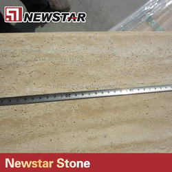 Newstar stone outdoor floor tiles beige travertine flooring tiles