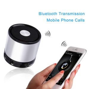 altavoz bluetooth un teléfono inteligente apoyo