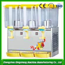Electric rock Commercial snow melt machine inside and outside wall double side refrigeration