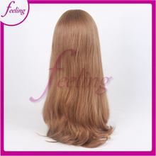sensación de alta calidad judío de seda pelucas superior europea mongol kosher pelucas judío