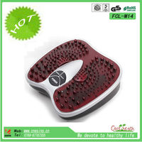 Electric Pulse Vibrating Foot Massage Machine As Seen On TV