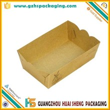 Small disposable swiss roll cake box wholesale