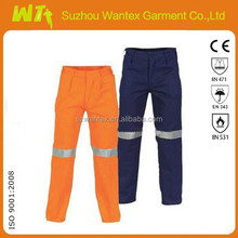reflective safety pants,hi vis trousers,safety pants in workwear