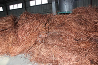 Copper scrap with SGS quality