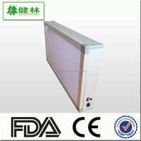 Single panel Medical X-ray Film Negatoscope/ factory price