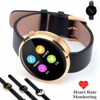 Factory Vensmile DM360 heart rate monitor sim card latest wrist internet smart video call wifi cheap watch phone user manual