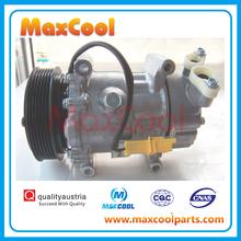 SANDEN6V12 1439 1438 auto ac compressor for Peugeot 206 307 Bipper Partner for Citroen Xsara Pica 6453JL 6453LN 6453LF 6453JP