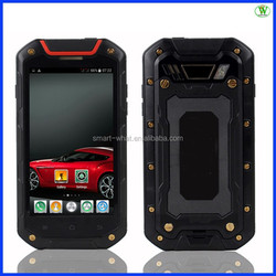 4.5 inch Shockproof Smart Phone/1280*720 pixel/MTK6582 Quad Core/8MP/Android 4.4 os/IP67 Rugged Waterproof Cell Phone