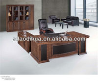 Chinese office furniture table designs manager office desk design A-608