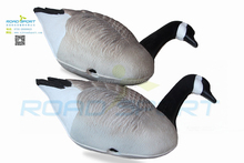 Durable modeling Canada and America goose decoy, inflatable foam goose decoy