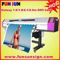 eco barato plotter impresora solvente, impresora dx5 / dx7 gran formato para la venta