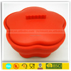 Pet Feeder Dog Cat Bowl Perky Collapsible Water Food Silicone Bowls