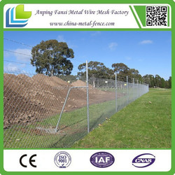 chain link fence panels chain link security fence wire mesh chain link fence